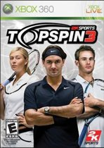 Take-Two Interactive Top Spin 3 Xbox 360