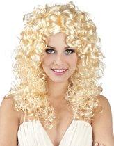 Pruik Norah blond