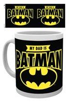 Dc Comics My Dad Is Batman - Mok