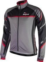 Rogelli - Fiets Jack, Andrano 2.0, Grijs / Rood / Zwart - Maat XL