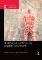Routledge Handbook on Capital Punishment PBD