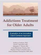 Addictions Treatment for Older Adults