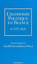 L'économie politique en France au XIXe siècle