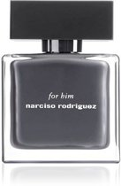 MULTI BUNDEL 3 stuks Narciso Rodriguez For Him Eau De Toilette Spray 50ml