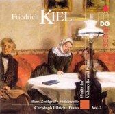 Complete Works For Cello & Piano Vo