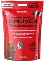 Carnivor 100servings Chocolade