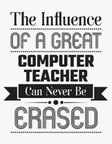 The Influence of a Great Computer Teacher Can Never Be Erased