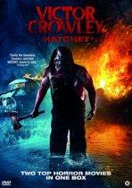 Victor Crowley (Hatchet4) including Hatchet 3 (dvd)