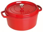 Staub Cocotte - Rond - 30 cm - Kers