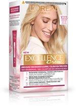 L'Oréal Paris Excellence Crème Blonde Legend 10.13 - Zeer asgoud  lichtbond  - Haarverf