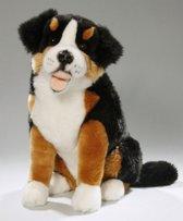 Pluche Berner Sennen knuffel hond 37 cm