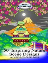 50 Inspiring Nature Scene Designs