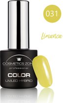 Cosmetics Zone UV/LED Hybrid Gel Nagellak 7ml. Limanca 031