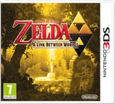 The Legend of Zelda: A Link Between Worlds - 2DS + 3DS