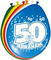 Ballonnen Abraham, 8st.