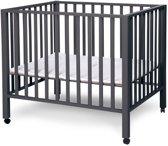 CHILDWOOD - Box - Beuk/Mdf - Antraciet - 75X95 cm