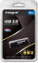 Integral Noir - USB-stick - 16 GB