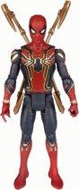 Iron Spider Avengers Endgame - Speelfiguur 15 cm