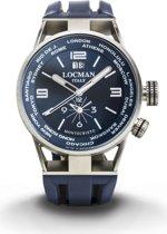 Locman Mod. 0508A02S-00BLWHSB - Horloge