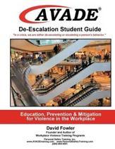 AVADE De-Escalation Student Guide