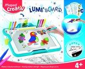 LUMI BOARD - Machine om te tekenen met lichtprojectie