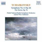 Tchaikovsky Symphony No 5 The Storm Anton Wit
