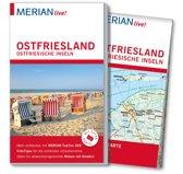 MERIAN live! Reiseführer Ostfriesland Ostfriesische Inseln