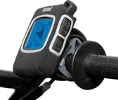Bushnell Backtrack D-Tour Bike Mount, Black