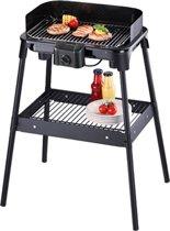 Severin PG8532 Barbecue Grill 2500W Zwart