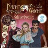 Studio 100 Stickerboek Nachtwacht Glow In The Dark