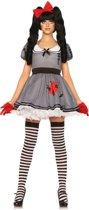 Pop kostuum voor vrouwen  - Verkleedkleding - XS
