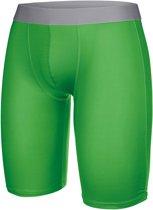 Thermo onderbroek - Thermo sportbroek - Groen maat M