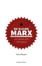 Boek cover De kleine Marx van Geert Reuten