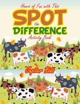 Hours of Fun with This Spot the Difference Activity Book
