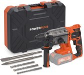 Powerplus Dual Power POWDP1570 Boorhamer - 40V (zonder accu)