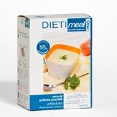 Dieti Kippensoep - 7 stuks - Maaltijdvervanger
