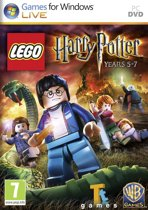 Lego Harry Potter Years 5 - 7 /PC - Windows