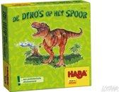 Haba Spel Spelletje vanaf 5 jaar Dino's op het spoor