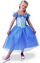 Luxe kostuum van Assepoester™ voor meisjes - Verkleedkleding - 98-104 - Carnavalskleding