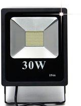 (120 lm/w) 30W LED verstraler schijnwerper neutraal wit (3600 lm)