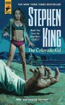 Boek cover The Colorado Kid van Stephen King (Paperback)