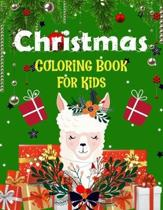 Christmas coloring book for kids.: Fun Children's Christmas Gift or Present for kids.Christmas Activity Book Coloring, Matching, Mazes, Drawing, Cross