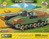 Cobi Small Army Tank Twardy Bouwset 65-delig 2243