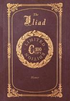 The Iliad (100 Copy Limited Edition)