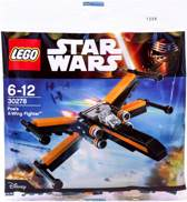LEGO Star Wars Poe's X-Wing Fighter - 30278