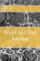 Write in Grief Journal