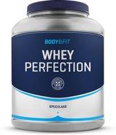 Body & Fit Whey Perfection - Eiwitpoeder / Eiwitshake - 2270 gram - Speculaas milkshake