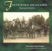 Voice Of The People Vol. 7: First I'm Going To Sing You A Ditty