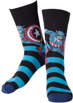 Marvel - Captain America Socks - 39/42