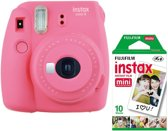 Fujifilm Instax Mini 9 + 10 instant picture film